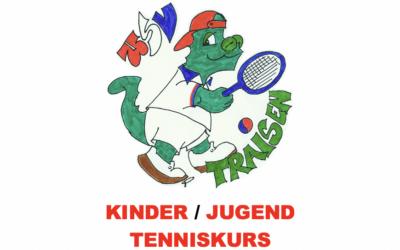 Tenniskurs in den Ferien 2021